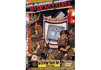 Dead Kennedys - IN GOD WE TRUST (INC. LOST TAPES) - (DVD)