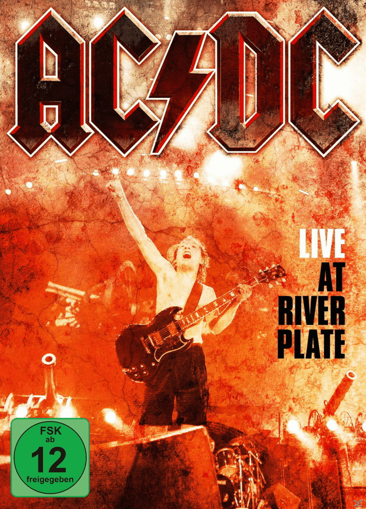 Live At River Plate AC/DC auf DVD