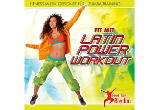 Zoombaleo - Fit Mit Latin Power Workout - (CD)