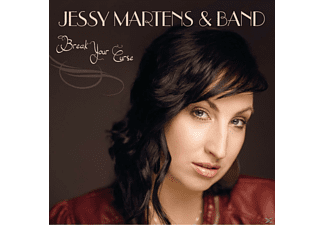 Jessy & Band Martens - Break Your Curse - (CD)