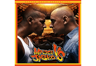 Majoe & Jasko - Majoe Vs. Jasko - (CD)