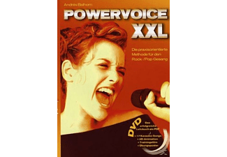 - Powervoice XXL [DVD]