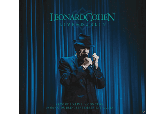 Leonard Cohen - Live In Dublin - (CD + Blu-ray Disc)