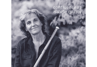 Isabelle Courroy - Confluence #1 - (CD)
