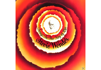 Stevie Wonder - Songs In The Key Of Life CD