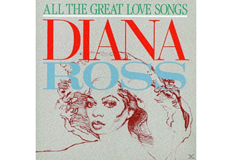 Diana Ross - All The Great Love Songs - (CD)