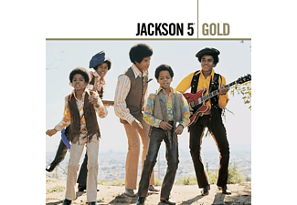 The Jackson 5 - Gold [CD]