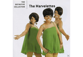 The Marvelettes - The Definitive Collection - (CD)