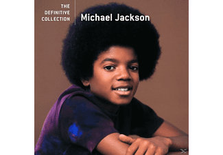 Michael Jackson - The Definitive Collection (CD)