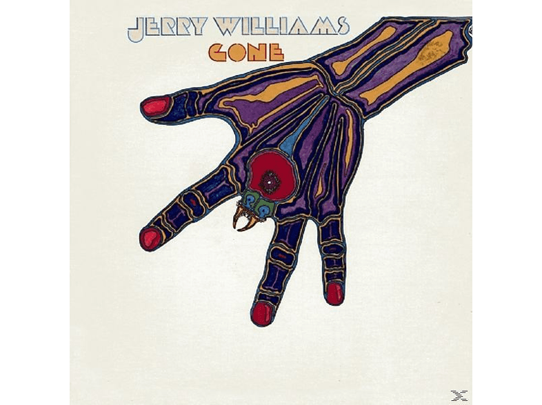 Jerry Williams - Gone [CD]
