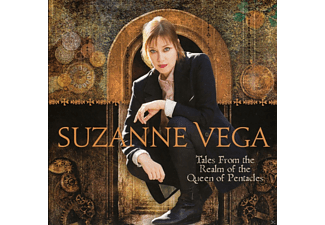 Suzanne Vega - Tales From The Realm Of The Queen Of Pentacles - (CD)