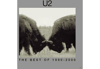 U2 - BEST OF 1990-2000 - (CD)