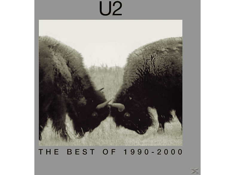 U2 - BEST OF 1990-2000 [CD]