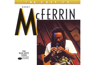 Bobby McFerrin - THE BEST OF BOBBY MCFERRIN - (CD)