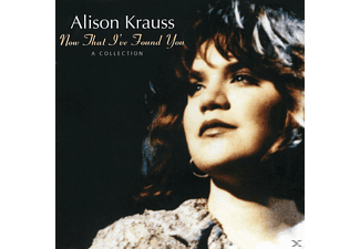 Alison Krauss - Now That I've Found You-A Collection [CD]