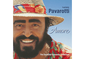 Luciano Pavarotti - Amore-The Essential Romantic Collection - (CD)