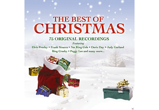 VARIOUS - The Best Of Christmas - 75 Original Recordings - (CD)