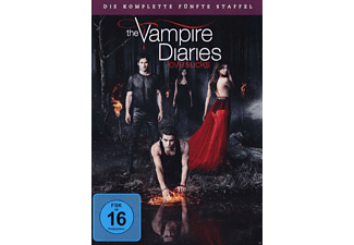 The Vampire Diaries - Die komplette 5. Staffel - (DVD)