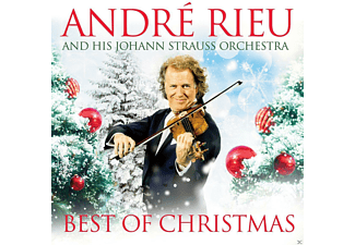 André Rieu, The Johann Strauss Orchestra - Best of Christmas - (CD)