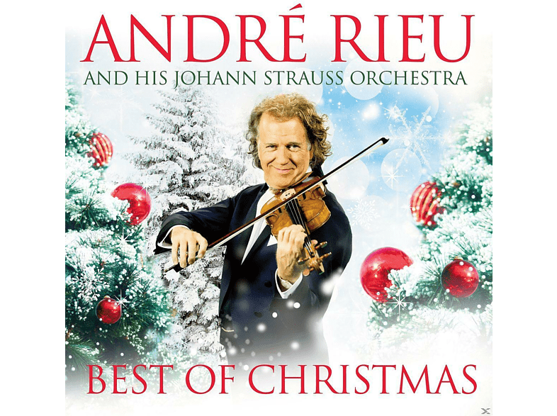 André Rieu, The Johann Strauss Orchestra - Best of Christmas [CD]