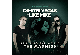 Dimitri Vegas & Like Mike Vol 2 - Bringing The World The Madness CD