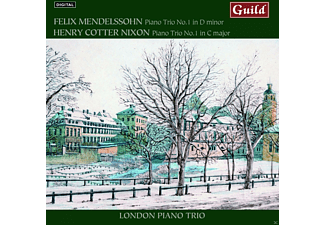 London Piano Trio - Klaviertrios - (CD)