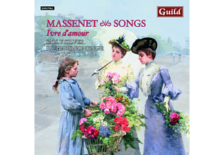 Richard Bonynge, Sally Silver - Massenet Songs - (CD)