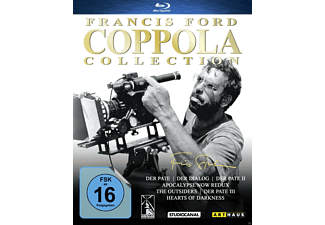 Francis Ford Coppola Collection - (Blu-ray)