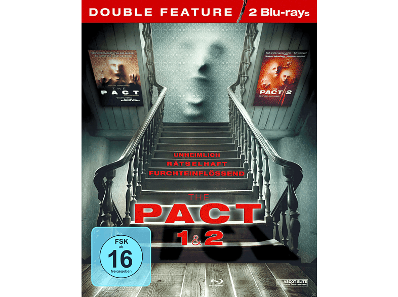 The Pact 1+2  [Blu-ray]