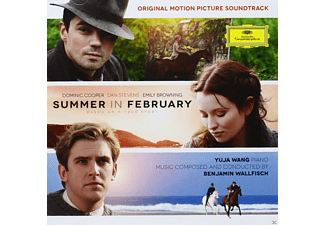 Yuja Wang, The Chamber Orchestra Of London - Summer In February (Ost) - (CD)