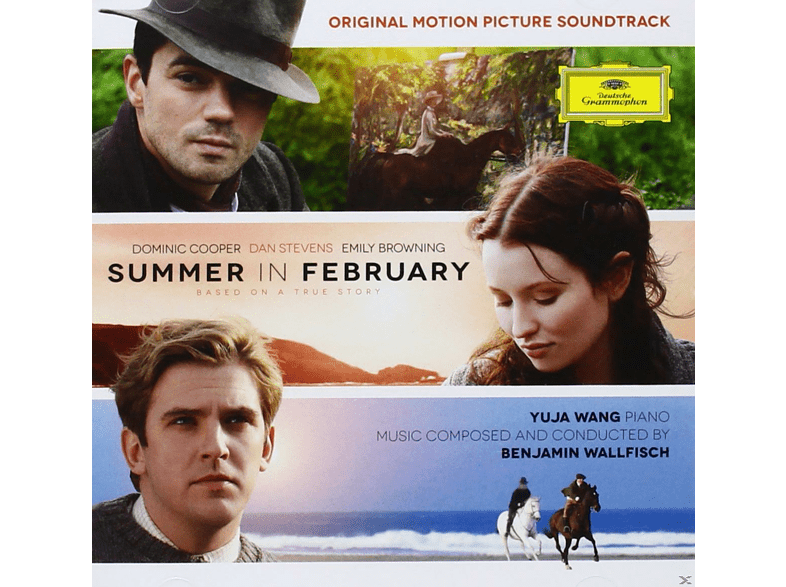 Yuja Wang, The Chamber Orchestra Of London - Summer In February (Ost) [CD]
