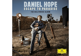 Daniel Hope - Escape To Paradise-The Hollywood Album - (CD)
