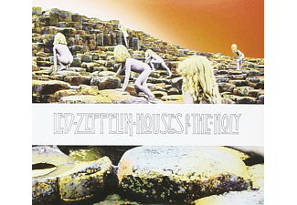 Led Zeppelin - Houses Of The Holy (Deluxe Cd Set) - (CD)