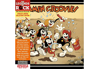 The Flamin' Groovies - Supersnazz Limited Collector's Edition - (CD)