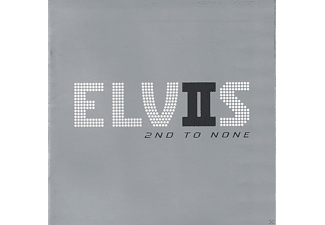 Elvis Presley - ELVIS 2ND TO NONE - (CD)