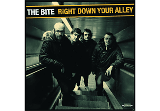 Bite - Right Down Your Alley - (Vinyl)