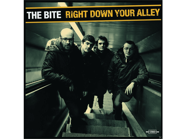 Bite - Right Down Your Alley [Vinyl]