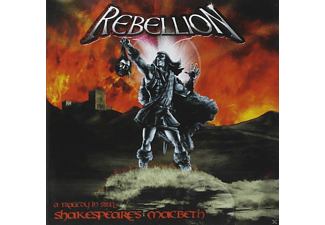 Rebellion - Shakespeare's Macbeth - (CD)