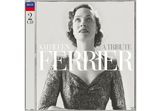 Kathleen Ferrier - A Tribute [CD]
