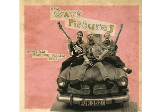 The Wave Pictures - Great Big Flamingo Burning Moon [CD]