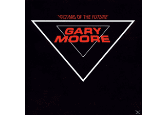 Gary Moore - VICTIMS OF THE FUTURE (REMASTERED) - (CD)