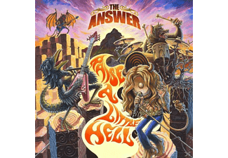The Answer - Raise A Little Hell - (CD)
