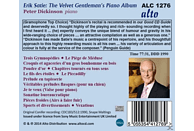 Peter Dickinson - The Velvet Gentleman's Piano Album [CD]