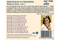 Kathryn Stott - Piano Selection [CD]