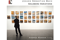 Andrea Padova Piano - Goldberg-Variationen Bwv 988 [CD]