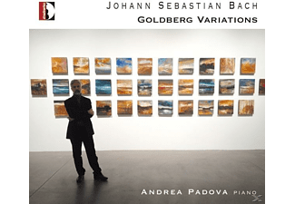Andrea Padova Piano - Goldberg-Variationen Bwv 988 - (CD)
