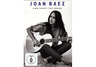 Joan Baez - How Sweet The Sound - (CD + DVD Video)