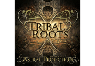 VARIOUS - Tribal Roots 1 - (CD)