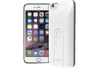 ILUV Selfy Dual Layer iPhone 6 Plus White - (AI6PSELFWH)