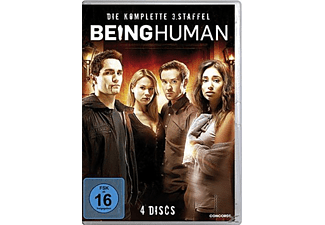 Being Human - Staffel 3 - (DVD)